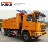 판매를 위한 Shacman 덤프 트럭 6X4 팁 주는 사람 트럭