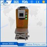 acciai inossidabili di 10W 20W 30W, metalli, ABS, macchina della marcatura del laser della fibra della plastica