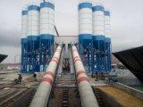 Завод неподвижного бетона Hzs 120 M3/H дозируя/смешивая для строительства дорог