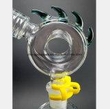 De groene Filter van de Waterpijp van het Glas en de Kringloop Rokende Pijp van de Olie