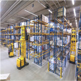 Racking resistente seletivo da pálete do armazém para o sistema do armazenamento