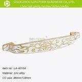고아한 상아빛 가공하는 디자인 Zamak 서랍 손잡이