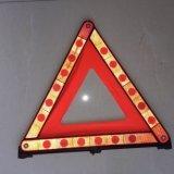 駐車印の安全警告の三角形のボードの印の非常停止の印