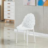 وصول جديدة حديثة قابل للتراكم بلاستيكيّة يتعشّى كرسي تثبيت مطعم كرسي تثبيت