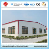 Aufbau-niedrige Kosten-Werkstatt-Stahlgebäude