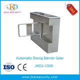 De automatische Barrière van de Poort van de Schommeling van de Hoogte van de Taille van het Toegangsbeheer van het Roestvrij staal