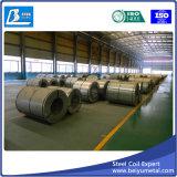 강철 코일이 강철 제품 건축재료에 의하여 직류 전기를 통했다