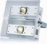 80W Sopt LED de iluminação de luz do tunel 5 Anos de garantia