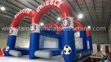 Bilhete de futebol inflável engraçado Poste inflável Soccer Goal Post Football