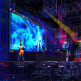 Impermeável P6 Publicidade Full Color Indoor LED Display Screen