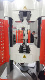 Equipo de prueba extensible estático estándar de ASTM del espécimen del acero suave y de materiales metálicos