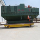Véhicule de transfert motorisé reconnu par CE de la capacité de charge 15t (KPJ-15T)