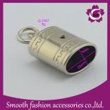 Accesorios de ropa de moda la forma de campana Cable Drawstring tope final