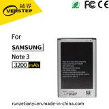 De nieuwe Batterij 3200mAh B800bc B800be China van de Vervanging voor Nota van de Melkweg van Samsung 3 III N 3 N3