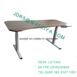 Height registrabile Corner Desk Lifting System 400mm Stroke
