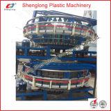Bolso tejido cemento plástico del arroz que hace la máquina
