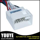 Indicador de potência acima e para baixo chicote de fios do fio do cabo elétrico do automóvel para o carro do Corolla