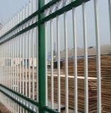 Omheining van de Tuin van het Staal van de Veiligheid van China de Goedkope Tubulaire