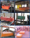 1000のベルトの幅の常置中断鉱山または石炭産業のための磁気鉄の分離器