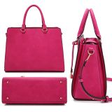 Handbags Ladies Handbag Women方法女性袋のハンド・バッグの女性のハンドバッグPUの革ハンドバッグ(WDL0378)