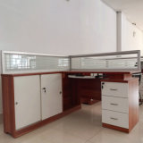 Bureau en bois d'ordinateur de bureau prix modernes chauds de la vente 2016 des meilleurs