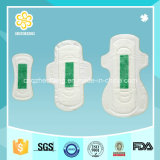 Mooncare Brand Name Wholesale Anion Sanitary Towel con Negative Ion
