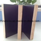 Encofrados de madera contrachapada/marrón/negro Film enfrenta el contrachapado para encofrado de hormigón
