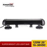 "Convex Lens CREE 20 ""120W Car LED Light Bar hors route"