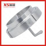 ステンレス鋼の食品等級の溶接端連合サイトグラス