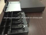 レシートプリンターのためのケーブルで構築されるを用いるJy-410bの金銭登録機の引出し