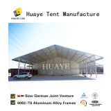 Personnalisé grand entrepôt industriel PVC Aluminium tente de stockage pour la vente