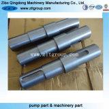 Arbre de pompe d'acier allié d'acier inoxydable de grand diamètre pour l'industrie