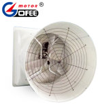 Ventilatore del cono di ventilazione della serra della pala della fusion d'alluminio dell'alloggiamento della vetroresina di SMC