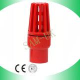 Пластичный клапан с педальным управлением клапана PVC