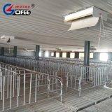 Entrada de Ar de controlo eléctrico da polia de Janela de ventilação para os Suínos Aves de Capoeira House
