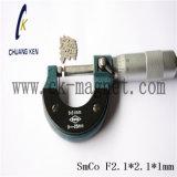 Ck-216 SmCo imán grado F2,1*2.1*1mm
