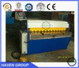 De Scherende Machine van de Guillotine van de Plaat van het Aluminium van de legering met hoge precisie
