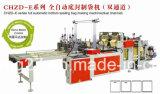 Dubbele Chengheng - geen-zichUitrekt van de Hoge snelheid van het kanaal Zak die Machine maken