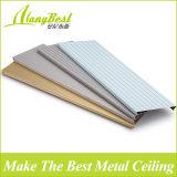 Plafond en aluminium de bande de toit de Foshan