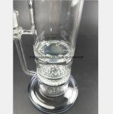 """12.6 """"Glaswasser-Rohr des Bienenwabe-Filter-Tabak-Wasser-Schlauches"""