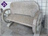 屋外の家具のための自然な花こう岩の石か表または椅子またはベンチ