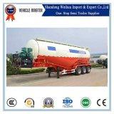 reboque maioria do tanque do cimento de 55cbm 70t para a promoção