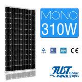 Comitato monocristallino di energia solare di alta efficienza 310W