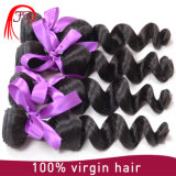 Extension de cheveux humains Indian Virgin Loose Wave Hair Weft