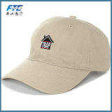 Шлем бейсбольных кепок спорта жеста хлопка OEM выдвиженческий