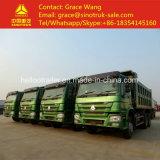 Cino-Truk autocarro a cassone dell'autocarro con cassone ribaltabile di HOWO 6*4