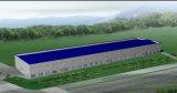 Workshop van het Metaal van de grote Spanwijdte de Geprefabriceerde (kxd-SSW253)