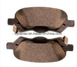 L'automobile parte il fornitore di ceramica del rilievo di freno dalla fabbrica della Cina