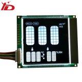 白いバックライトが付いているVA LCDの表示画面