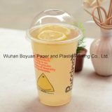 Transparent Plastic Cup for Juice
